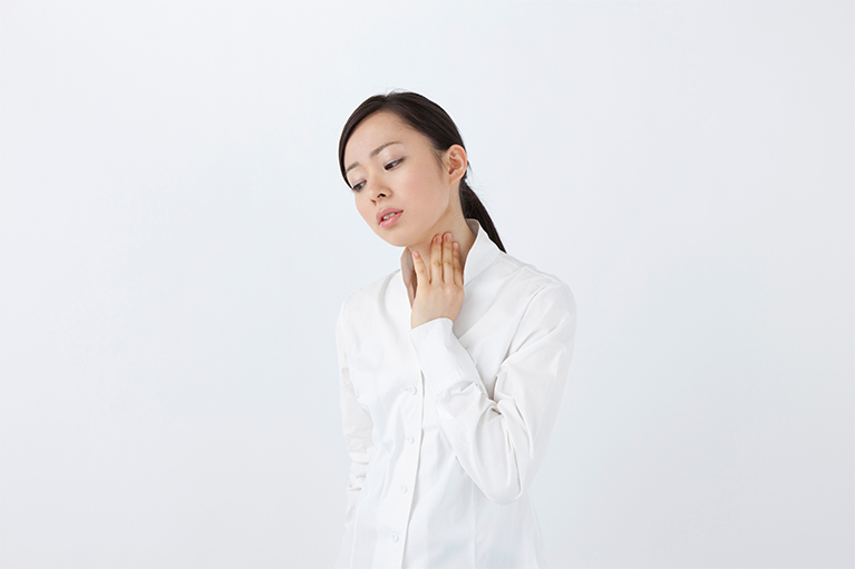 甲状腺の病気について
